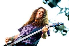 Tom Araya of SLAYER @Big 4 (Debi Del Grande) Tags: livemusic heavymetal slayer musicfestival indio big4 thrashmetal tomaraya debidelgrande