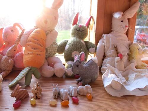 bunny's at daybreak