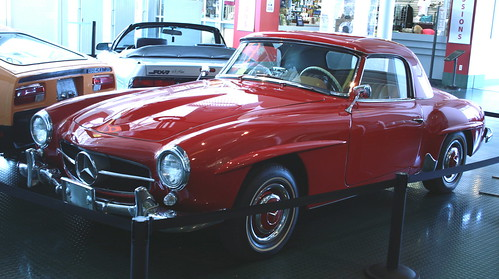 1958 Mercedes Benz 190SL  - p1612