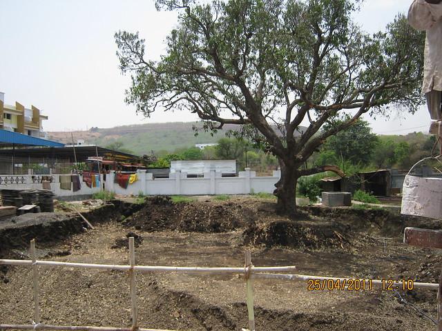 Reelicon Vishwa 1 BHK 2 BHK Flats Narhe - Ambegaon Pune - green surroundings!
