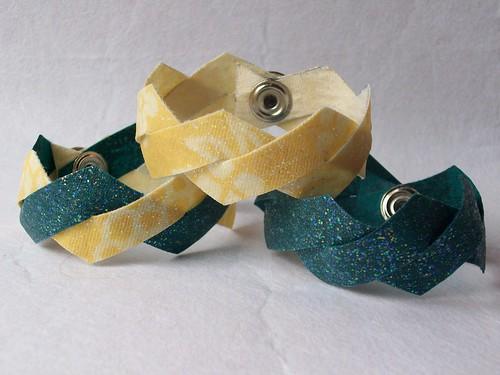 Zig-Zag Bracelets