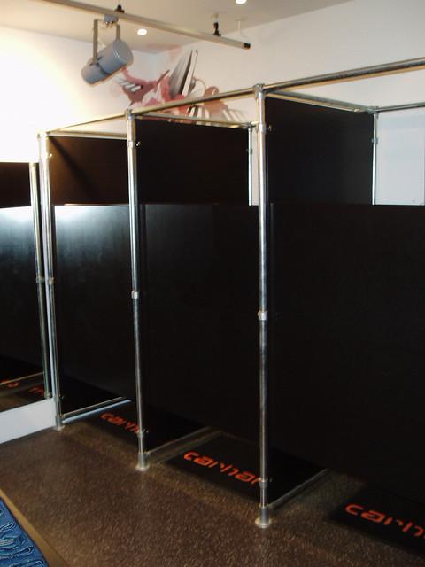 retail table  racks   kee klamp pipe fittings image gallery simplified building