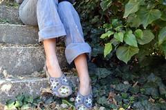 tapki_crochet (ravliki) Tags: socks tapki crochetslippers