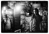 Sebastian Pringle (Crystal Fighters) (oscarinn) Tags: street portrait blackandwhite music blancoynegro mexico mexicocity df downtown retrato centro newstand crystalfighters sebastianpringle
