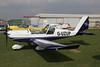 G-UZUP Aerotechnik EV-97A Eurostar (pslg05896) Tags: eurostar fenland aerotechnik guzup ev97a egcl