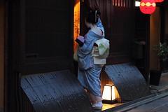 Gion  ------ (Teruhide Tomori) Tags: travel japan canon kyoto geiko   gion    katsuyuki   eos7d