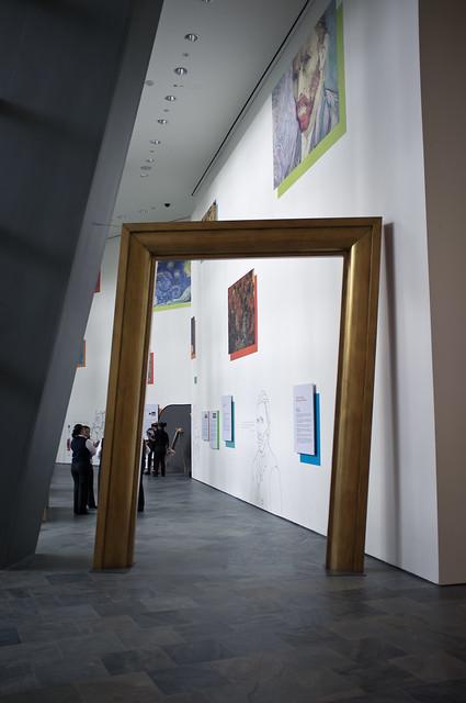 frame Van Vogh