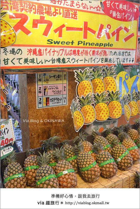 【via的沖繩旅誌】名護鳳梨公園~可愛又香甜的鳳梨樂園!22