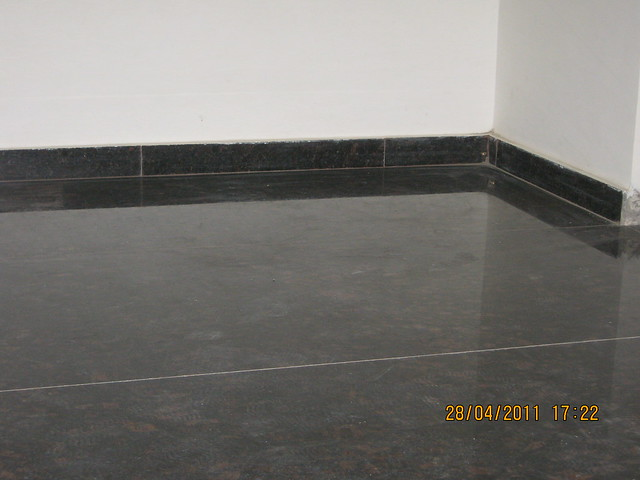 Entrance lobby of a flat in Sangria Towers at Megapolis Hinjewadi Phase 3, Pune