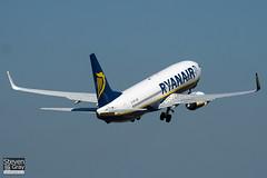 EI-DPP - 33613 - Ryanair - Boeing 737-8AS - Luton - 100603 - Steven Gray - IMG_3063
