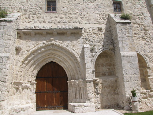 Iglesia de San Martín de Tours - Portada