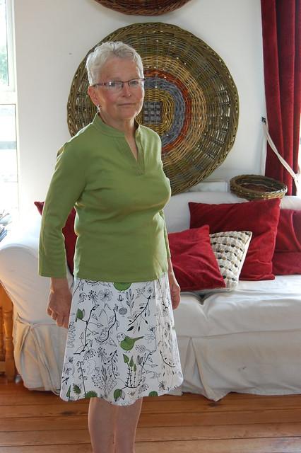 Ottobre Skirt #4 5/07