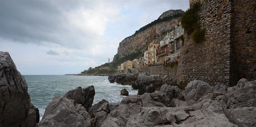 Cefalù Old Town, seafront II