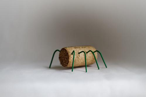 Cork Spider