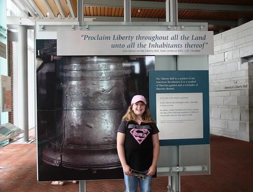 liberty bell scripture
