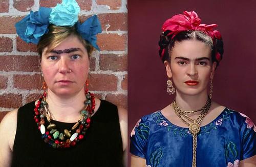 Taska as Frida