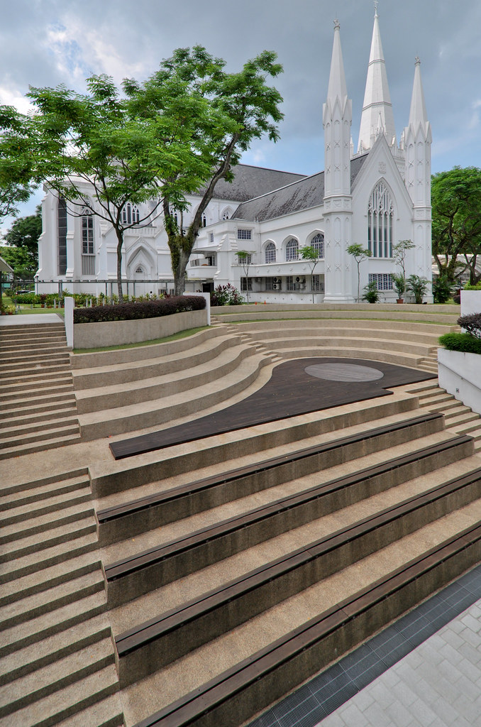 St. Andrew Cathedral, Singapore ...