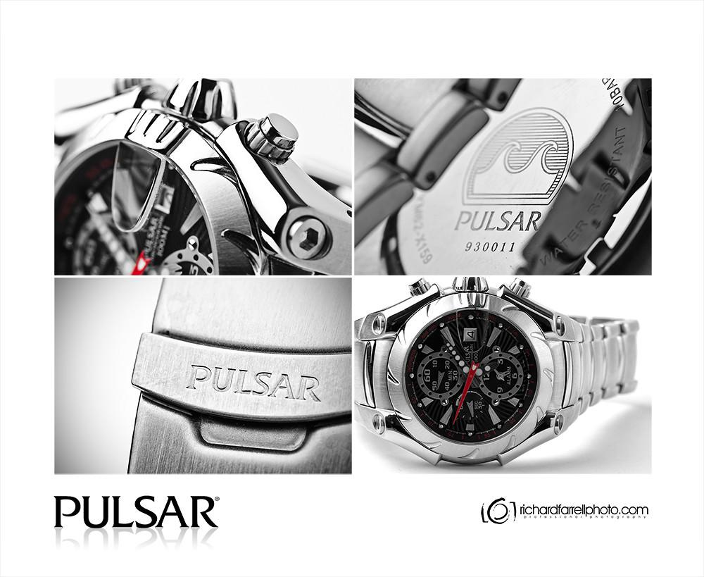 Watch Studio Shoot (Pulsar)