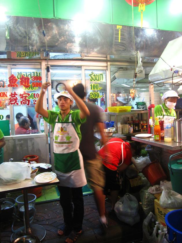 T & K Seafood, Yaowarat, Bangkok