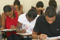 Voluntárias Sociais da Bahia, jovens aprendizes