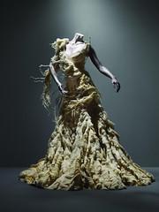 McQueen Met Exhibit Savage Beauty (gold & turquoise) Tags: beauty met mcqueen savage