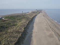 SPURN POINT LOOKING NORTH