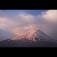 Mount Fuji of the morning sun (nene-aneON - OFF)) Tags: soulscapes fleursetpaysages