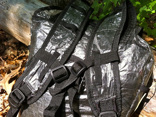 Shoulder Straps with Keepers