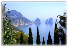 Misty landscape on Capri Island (tinica50) Tags: italy landscape capri campania martirreno abigfave greatshotss golfodenapoli twenphotography picturenumber3000onflickr