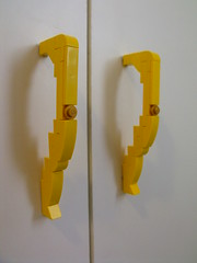 LEGO Door Handles (Chols The Wolf) Tags: door fix handle lego