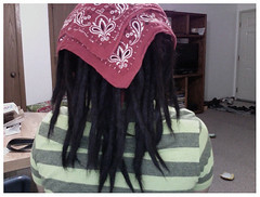 Rastas.4 (edypérezfoto) Tags: boy dreadlocks hair long photobooth with hippy tie piercing mexican journey locks lip dye dreads knots dreadlock rastafari rastas labaret