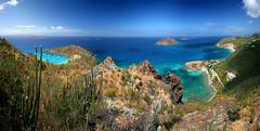 Colombier Panorama (hapulcu) Tags: france caribbean stbarth antilles caribe caraibes westindies karibik stbarthelemy