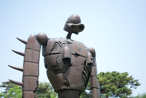 三鷹のロボット兵