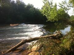 Falls Near Mile 343