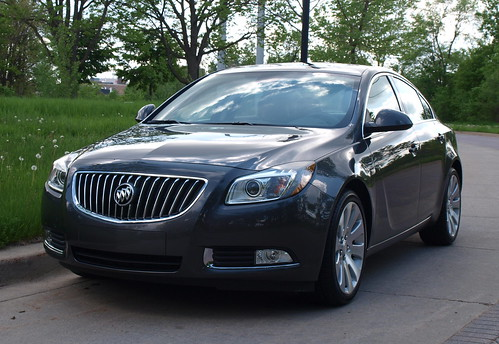 2011 Buick Regal CXL Turbo 3