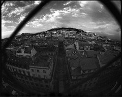 lisbon (Antnio Bandeira) Tags: asahi pentax takumar lisboa lisbon fisheye 6x7 3200asa mlu ilfordilfotechc fomafomapan film:iso=3200 antniobandeira developer:brand=ilford film:brand=foma film:name=fomafomapan400 developer:name=ilfordilfotechc filmdev:recipe=6660