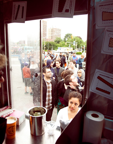 The Great Food Truck Rally - Brooklyn, NYC