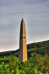 Bennington VT. - The Battle of Bennington Obelisk 02