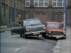 Morris 1800 and Austin 1100 (Trigger's Retro Road Tests!) Tags: show london cars car thames austin regan jack flying tv police 1800 carter 1978 morris squad 1100 sweeney goerge retor