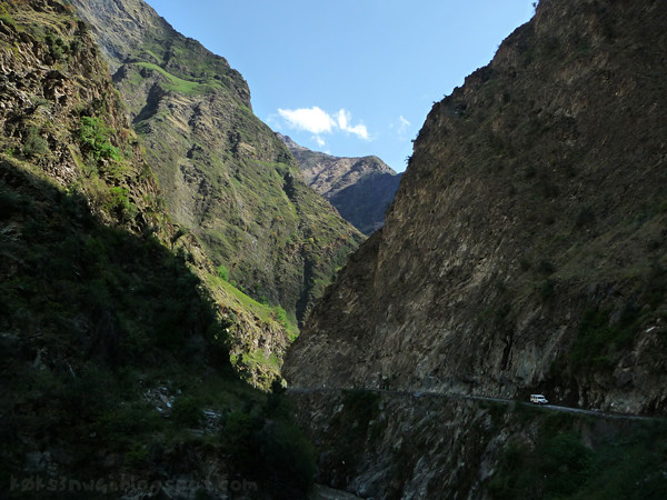 Bharmour Jeep Drive