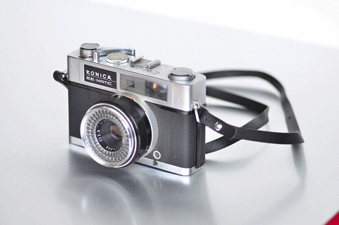 konica ee matic deluxe by phollectormo