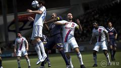 FIFA 12 - Lyon header intercept