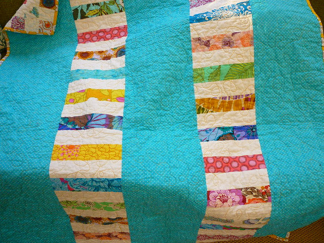 spring quilt project