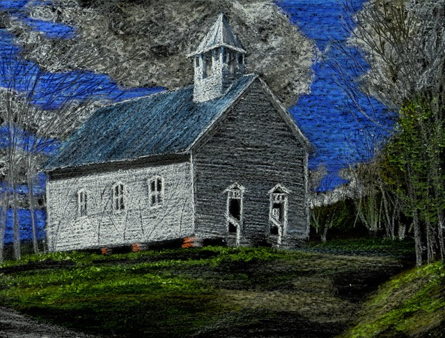 Cades Cove Church