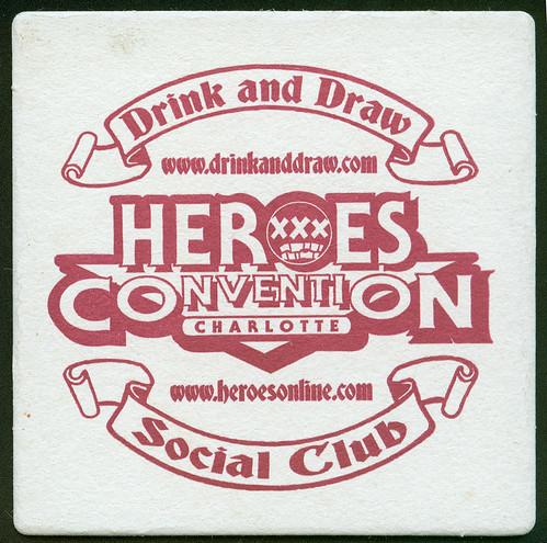 HeroesCon DDSC logo