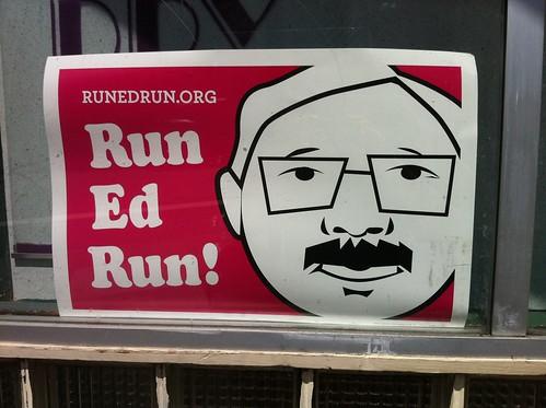 Run Ed Run!