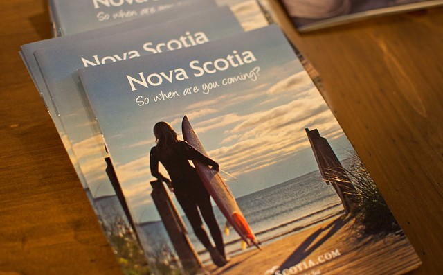 Tastes of Nova Scotia breakfast