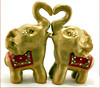 Decorated Indian Elephant Wedding Cake Topper (Karly West) Tags: figurines sculpey caketoppers bittersweets customcaketoppers bittersweetz