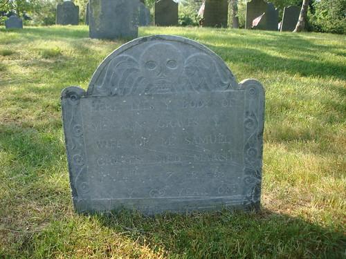 Ann, wife of Samuel Graves by midgefrazel