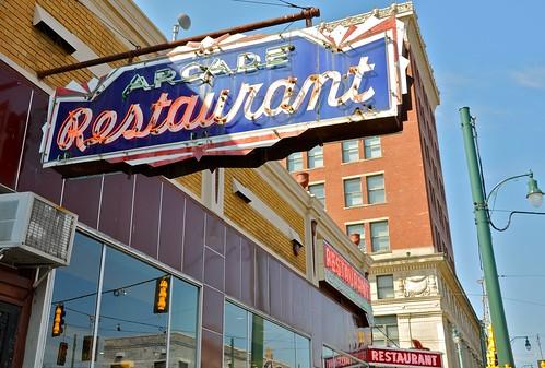 Arcade Restaurant Memphis TN